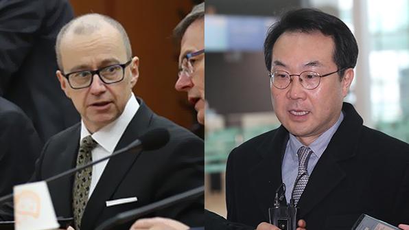 """이도훈, IAEA 사무차장 면담…""""북핵문제 해결 협력 강화"""""""