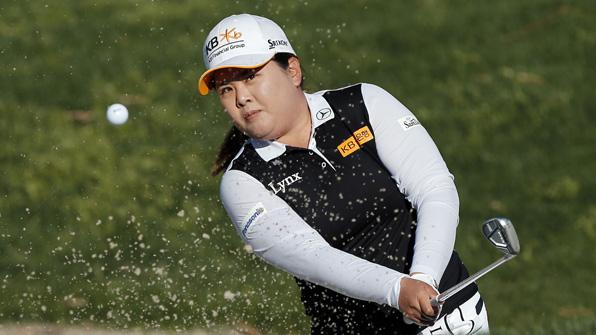 박인비, 세계 랭킹 3위 유지…1위 펑산산과 0.38점 차이