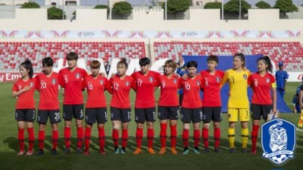 한국, 필리핀 제압 '2회 연속' 女월드컵 본선 진출 성공