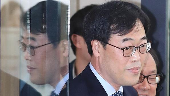 """김기식 """"선거법 위반 납득 어렵지만, 수용하는게 도리…국민께 송구"""""""