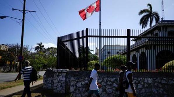 """쿠바주재 캐나다 외교관 가족 '뇌 이상 증세'로 귀국…""""인위적 이유 가능성"""""""