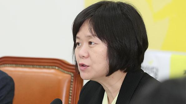 """이정미 """"김기식 사퇴는 당연…청와대 인사라인 정비해야"""""""