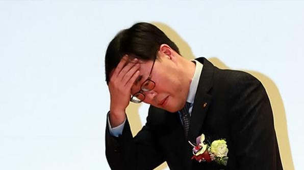 文 대통령, 김기식 금감원장 사표 수리