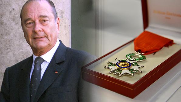 프랑스, 17년 전 시리아 대통령에게 준 훈장 박탈하기로