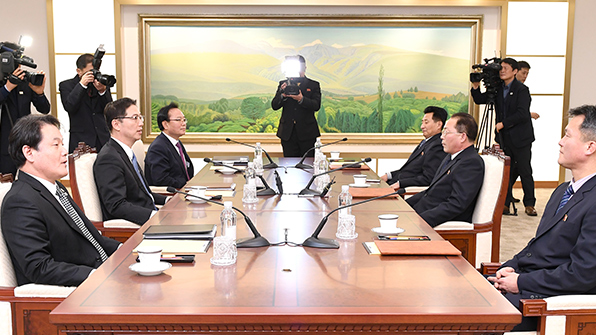 남북 오늘 두 번 째 실무 회담…의전·경호·보도 관련 협의