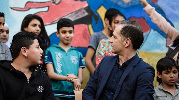 독일, 난민 위해 시리아에 1조3천억원 인도적 지원 방침 밝혀