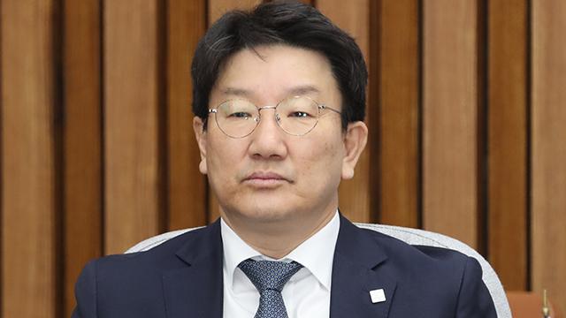 """권성동 """"안미현 검사 기자회견 무책임…강원랜드 채용 개입 안해"""""""