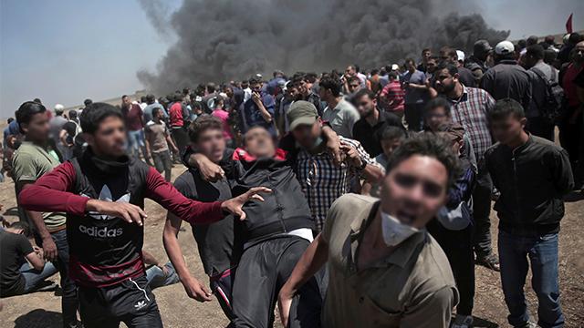 EU, 가자지구 유혈사태 3일 만에 39억 원 인도적 지원 결정