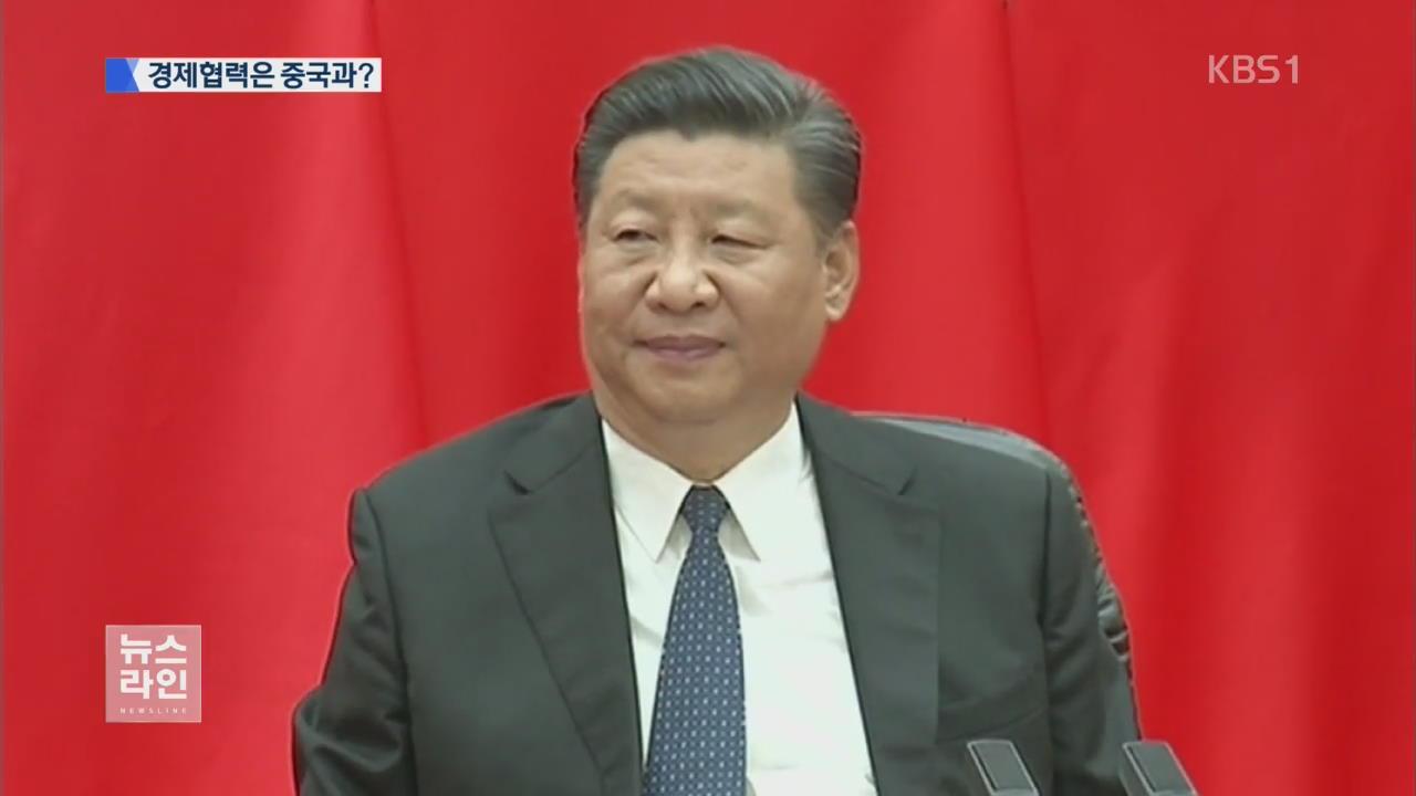 北, 미국 통해 제재 풀고, 경제발전은 중국과?
