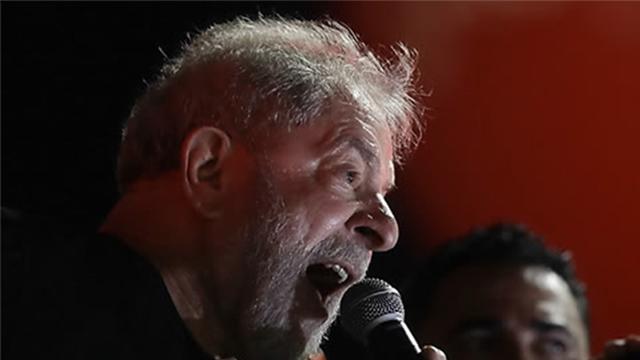 """브라질 룰라 """"모든 정치세력 참여 허용해야""""…대선출마 의지"""