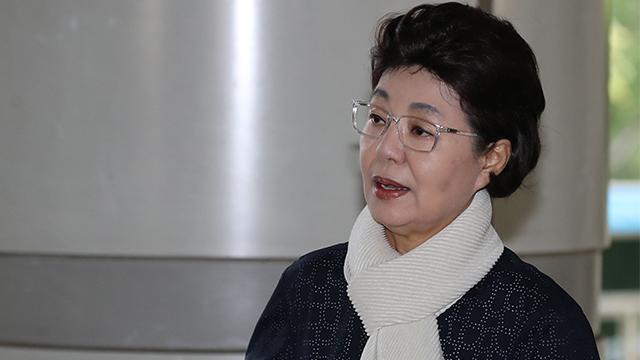 '1억 사기' 박근혜 전 대통령 동생 박근령, 2심에서 유죄