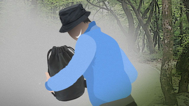 """[사건후] """"내가 어머니랑 친했어요""""…트래킹 하다 장례행렬 쫓아간 50대"""