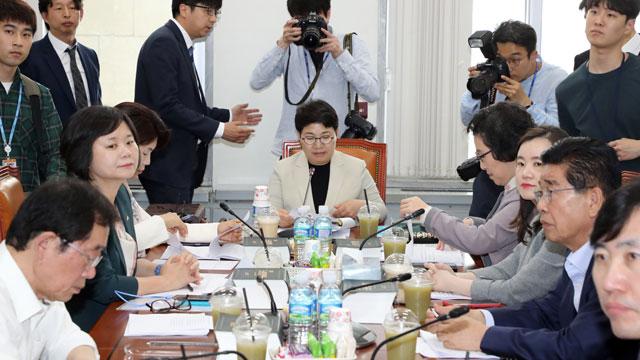 국회, 최저임금 산입 논의 결렬…24일 재논의