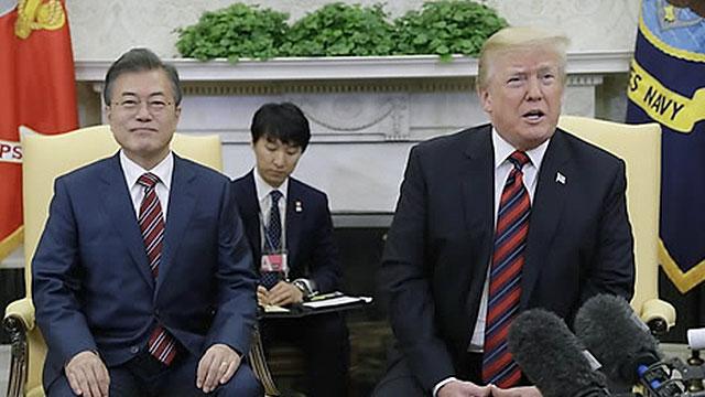 심상찮은 트럼프 '회담 연기' 발언…폼페이오 3차 방북하나?