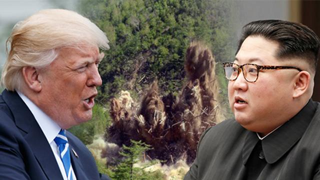 허찌른 트럼프, 맞대응 피한 김정은…대화 불씨 살릴 묘안은?