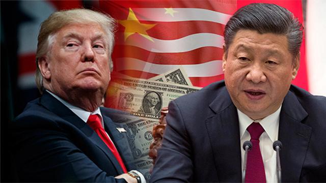 """트럼프 """"무역갈등 중국에 매우 강하게 맞설 것"""""""