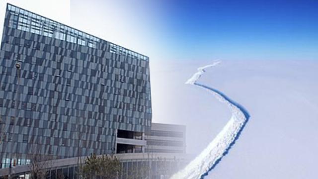 """""""해수부 극지연구소, 남극 빙붕 붕괴 과정 세계 처음으로 밝혀"""""""