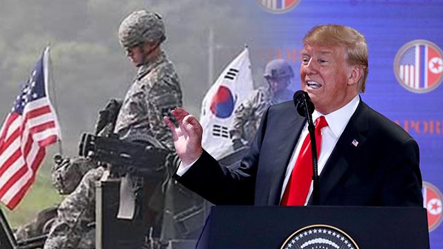 """CNN """"美정부, 8월 UFG연습 중단 방침…이르면 14일 발표"""""""