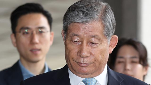 '댓글공작' 전 기무사령관 구속적부심 기각