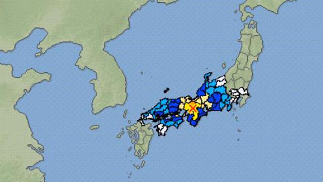 日 오사카에 규모 6.1 지진…3명 사망·230여 명 부상