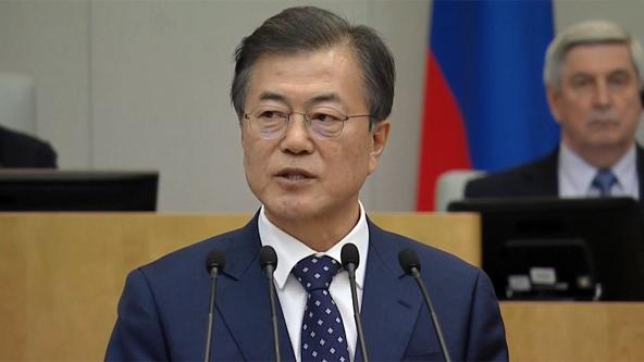 """[전체 영상] 文 대통령 """"한-러 협력, 한반도·동북아 번영의 주춧돌"""""""