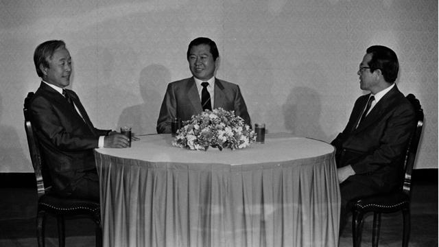 """정치 인생 40여 년 JP의 말…""""정치는 허업"""""""