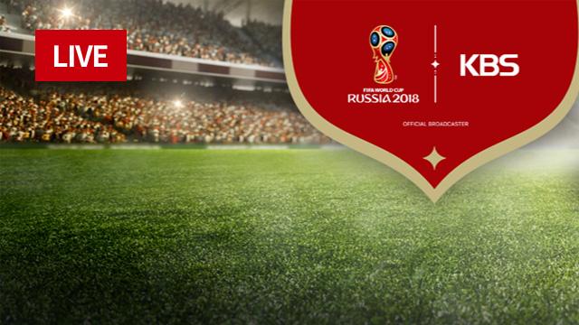 [월드컵 LIVE] H조 폴란드 : 콜롬비아