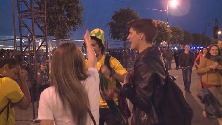 [고봉순] 월드컵 열기, 러시아의 태양도 못져…'백야 축제'