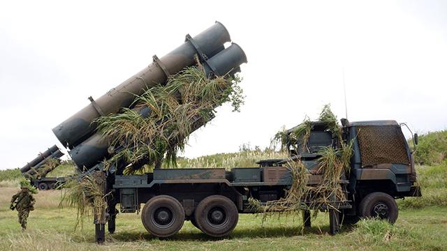 日자위대·미군, 하와이서 첫 지대함 미사일 훈련…'中견제용' 미사일 사용