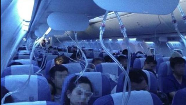 中 에어차이나 조종사, 전자담배 피우려다 '롤러코스터' 비행