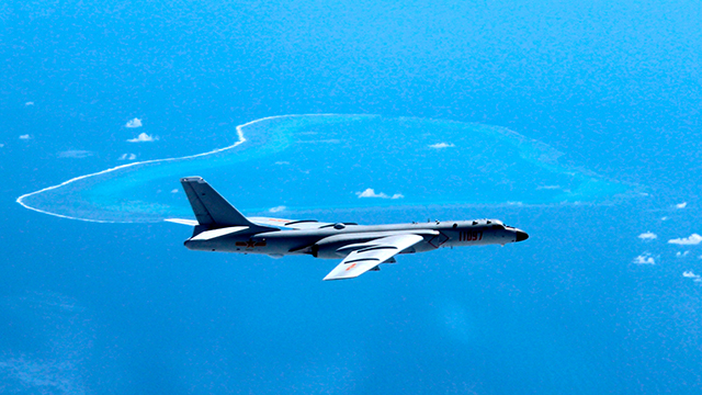 중국, 러시아 워게임에 처음으로 전략폭격기 보낸다