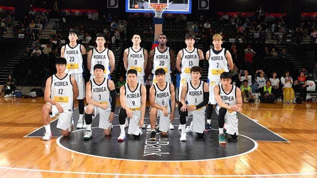 농구대표팀, 존스컵 인도네시아와 연장 혈투…92-86 신승