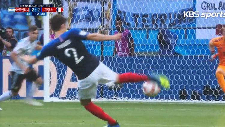 KBS 선정 러시아 월드컵 톱10골