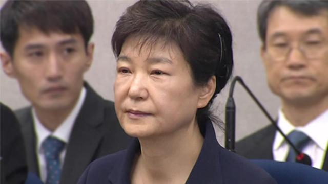 검찰, 박근혜 '국정농단' 2심도 징역 30년 구형