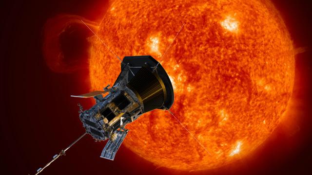 '미션 임파서블' 150만도 태양 속으로…인류 최초 태양 탐사선 발사