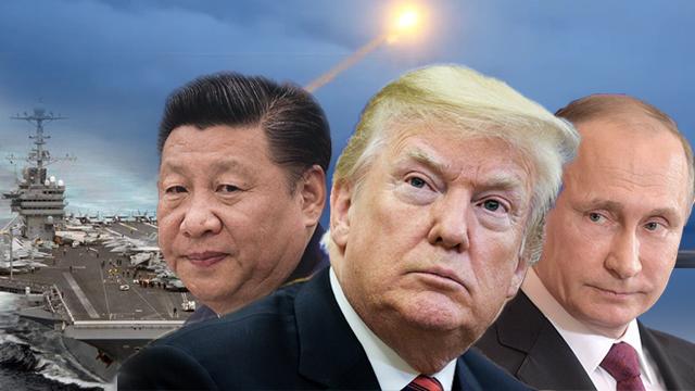 [글로벌 돋보기] '빨라진 미사일'에 다급해진 美…'극초음속 무기' 누가 더 빠를까?