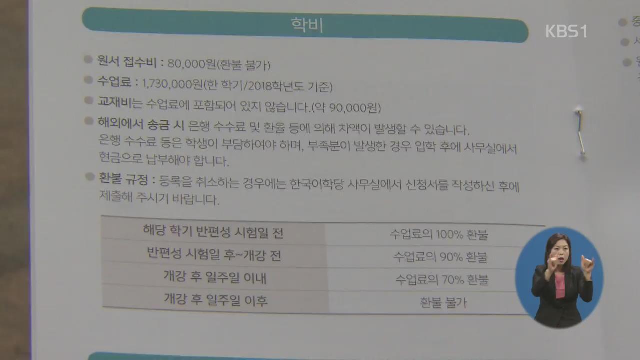 공정위, '불공정 환불 약관' 어학원 적발…시정 명령