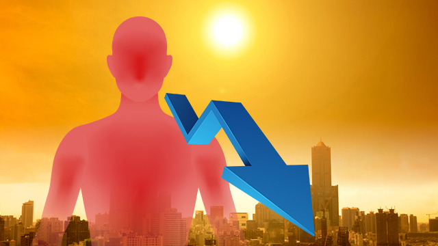 온열질환자 증가세 지난주 절반으로 감소