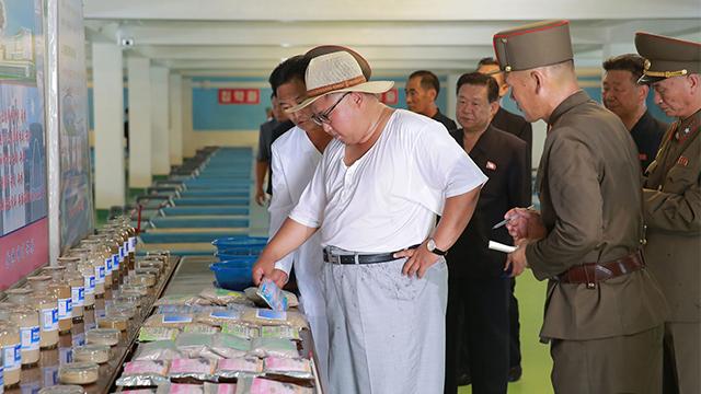"""北 김정은, 목장·어업사업소 시찰…""""낙후된 실태 그대로 평가"""""""