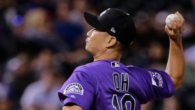 '오승환 휴식' 콜로라도, 다저스에 이틀연속 끝내기 승리