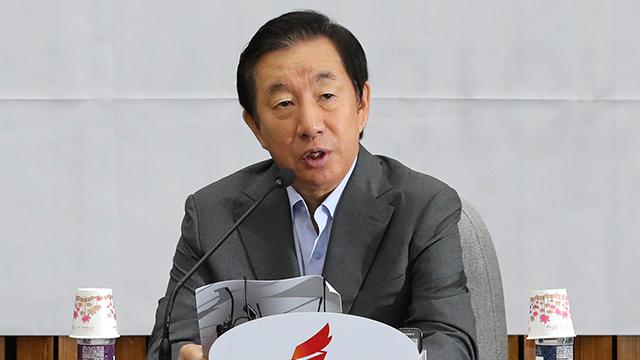 """김성태 """"국민연금 본부장 공석에 수익률 1%…제대로 받을지 불만"""""""