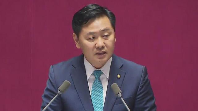 """[김기자의 눈] 김관영 """"문정부 대북정책 방향, 동의는 한다"""""""