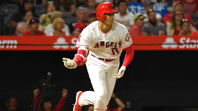 오타니, 시즌 20호 대포 발사…트라우트와 첫 연속 타자 홈런