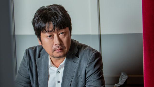"""'암수살인' 김윤석 """"콜롬보 같은 형사가 좋아"""""""