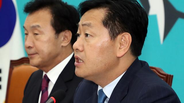 """김관영 """"정당 추천 후보 검증부실 해명해야…검증 시스템 마련을"""""""