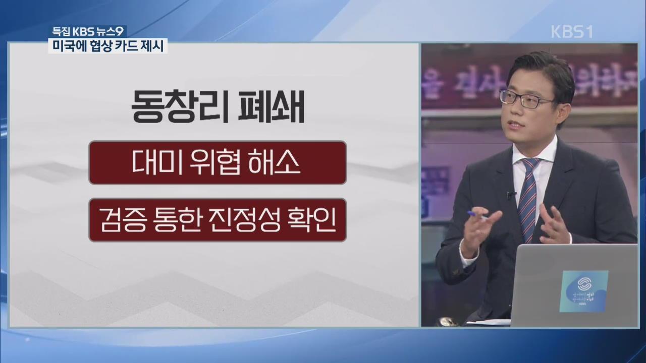 남북 정상, 비핵화 전격 합의 이유와 의미는?