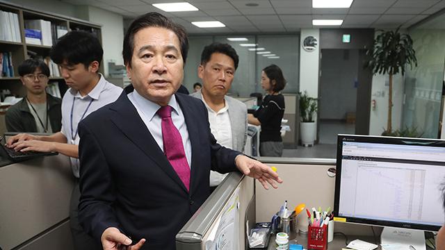 """'정보 유출' 혐의 심재철 의원실 압수수색…""""야당 탄압에 강력 대처"""""""