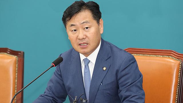 """김관영 """"판문점선언, 국회 동의 없이 대통령이 직접 비준해야"""""""