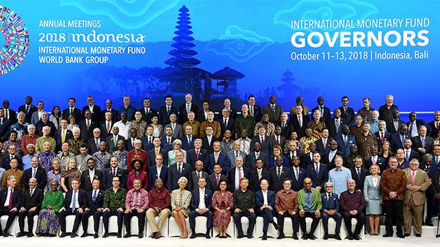 """IMF이사국 """"세계경제 하방위험 고조…구조개혁 적극 추진해야"""""""