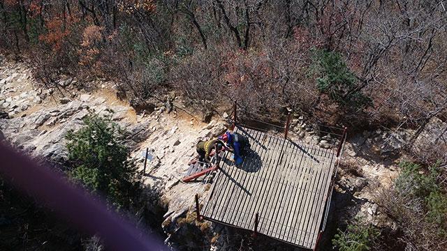 강원도 설악산 산악사고 15건 발생